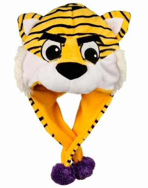 LSU Mascot Dangle Novelty Hat