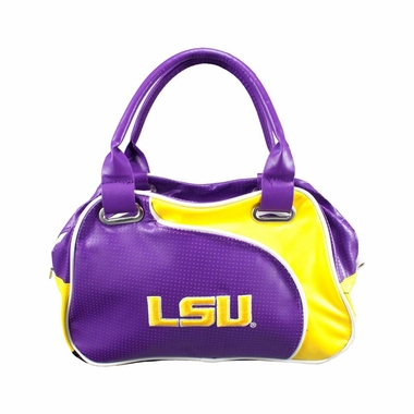 LSU Perf-ect Bowler Purse
