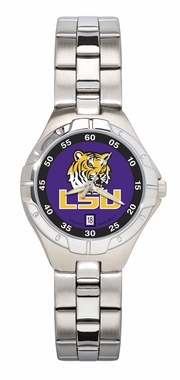 LSU Pro II Women's Stainless Steel Watch
