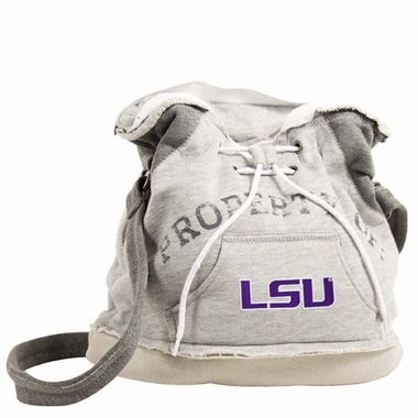 LSU Property of Hoody Duffle