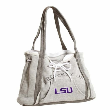 LSU Property of Hoody Purse