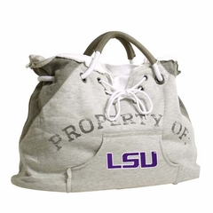 LSU Property of Hoody Tote