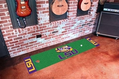 LSU Putting Green Mat