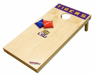 LSU Regulation Size (XL) Tailgate Toss Beanbag Game