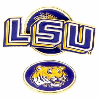 LSU Slider Clip With Ball Marker