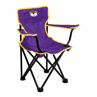 LSU Toddler Folding Logo Chair