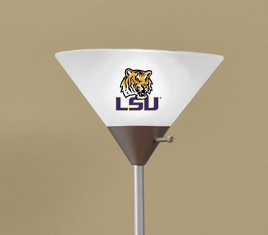LSU Torchierre Floor Lamp