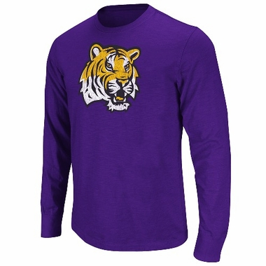 LSU Touchdown Soft L/S T-shirt