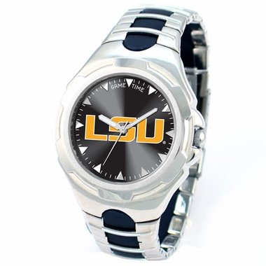 LSU Victory Mens Watch