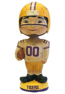 LSU Vintage Retro Bobble Head