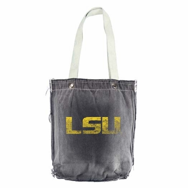 LSU Vintage Shopper (Black)