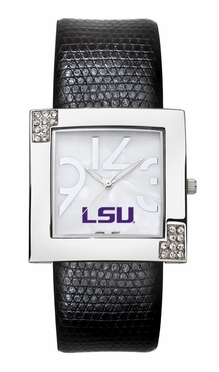 LSU Women's Glamour Watch