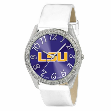 LSU Women's Glitz Watch