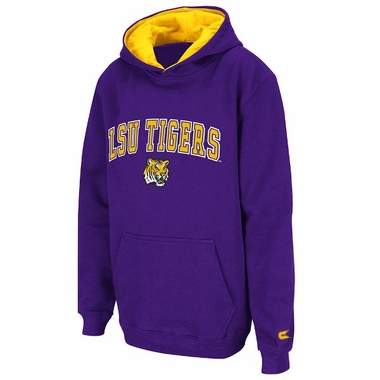 LSU YOUTH Automatic Hooded Sweatshirt
