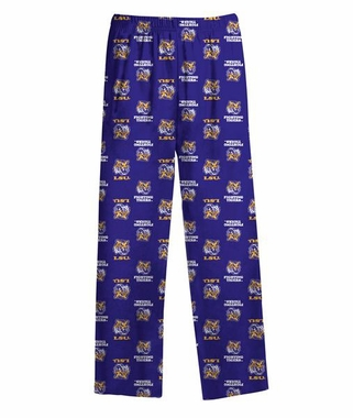 LSU YOUTH Logo Pajama Pants