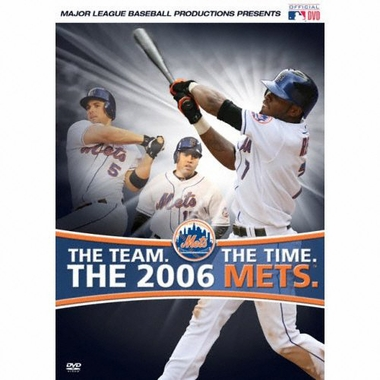 Major League Baseball: The Team. The Time. The 2006 Mets DVD