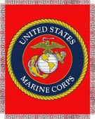 US Marines Bedding & Bath