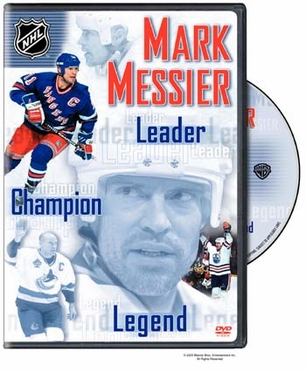 Mark Messier: Leader, Champion, and Legend DVD
