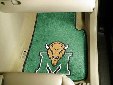 Marshall 2 Piece Car Mats