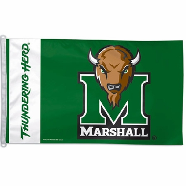 Marshall Big 3x5 Flag