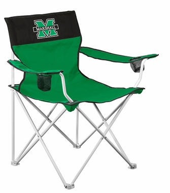 Marshall Big Boy Adult Folding Logo Chair