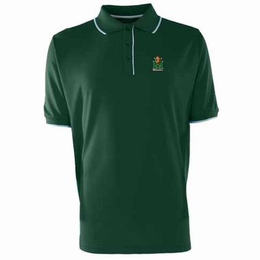 Marshall Mens Elite Polo Shirt (Team Color: Green)