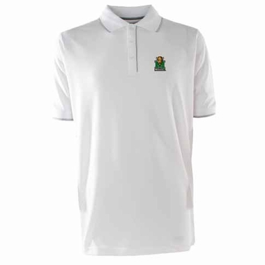 Marshall Mens Elite Polo Shirt (Color: White)