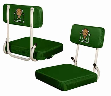 Marshall Hard Back Stadium Seat