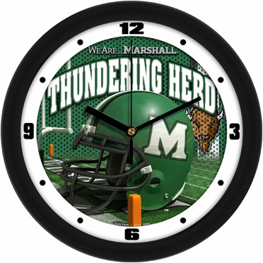 Marshall Helmet Wall Clock