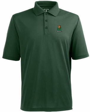 Marshall Mens Pique Xtra Lite Polo Shirt (Team Color: Green)