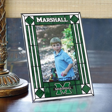 Marshall Portrait Art Glass Picture Frame