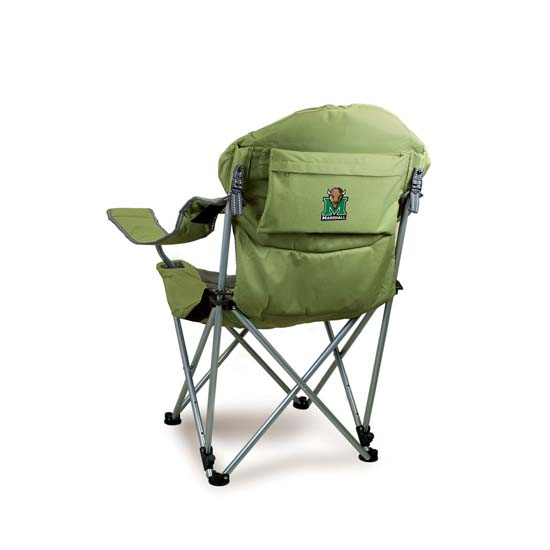 Picnic Time Marshall Reclining Camp Chair (Sage)