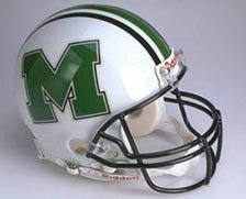 Marshall Riddell Full Size Authentic Helmet