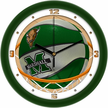 Marshall Slam Dunk Wall Clock