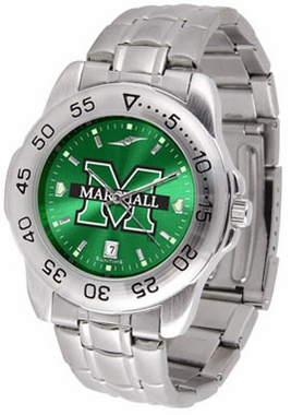Marshall Sport Anonized Men's Steel Band Watch