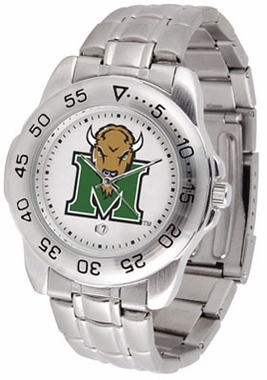 Marshall Sport Men's Steel Band Watch