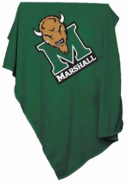 Marshall Sweatshirt Blanket