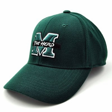 Marshall Team Color Premium FlexFit Hat