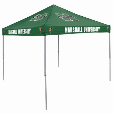 Marshall Team Color Tailgate Tent