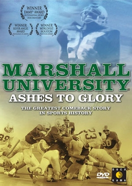 Marshall University: Ashes to Glory DVD