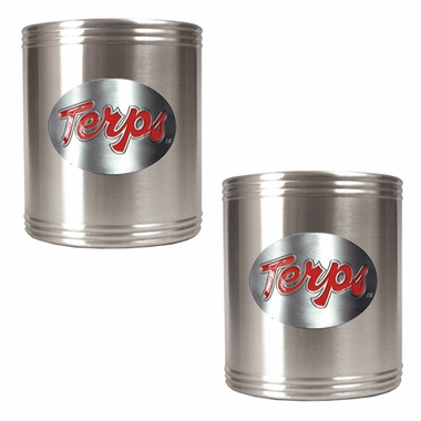 Maryland 2 Can Holder Set