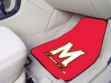 Maryland 2 Piece Car Mats