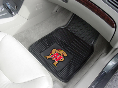 Maryland 2 Piece Heavy Duty Vinyl Car Mats
