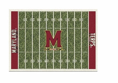 "Maryland 3'10"" x 5'4"" Premium Field Rug"
