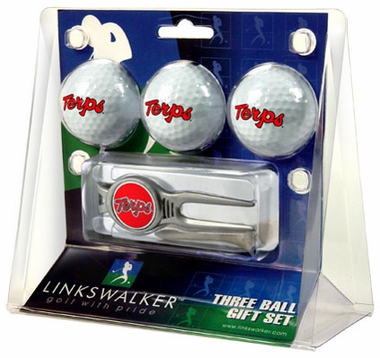 Maryland 3 Ball Gift Pack With Kool Tool