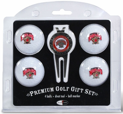 Maryland 4 Ball and Tool Gift Set