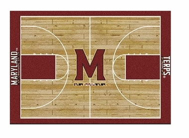 "Maryland 5'4"" x 7'8"" Premium Court Rug"