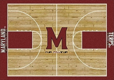 "Maryland 7'8"" x 10'9"" Premium Court Rug"