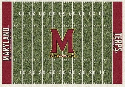 "Maryland 7'8"" x 10'9"" Premium Field Rug"