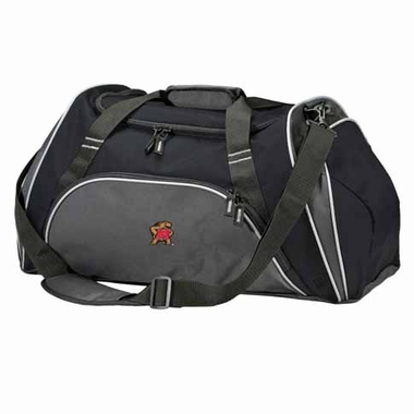 Maryland Action Duffle (Color: Black)